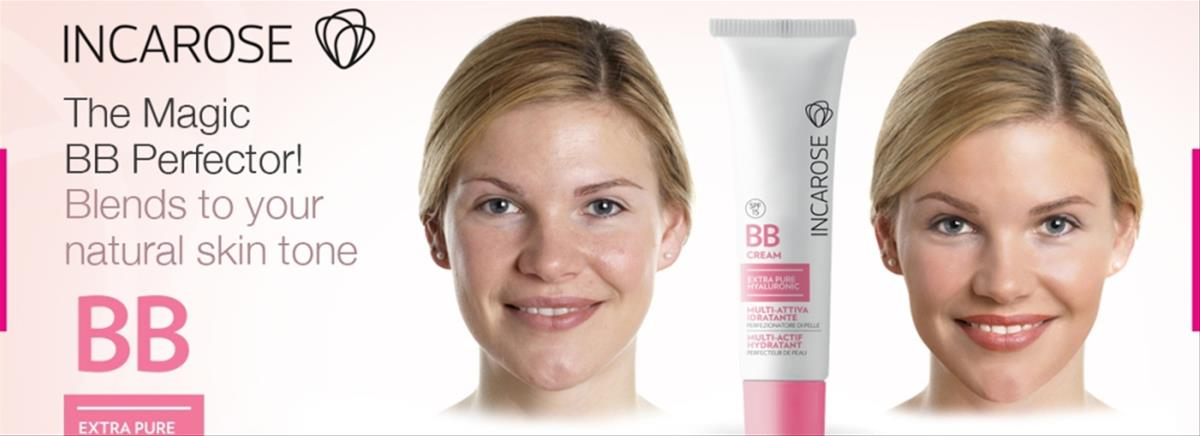 Inca Rose BB Krem Cream Hyaluron