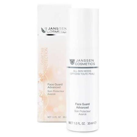 JANSSEN COSMETICS ALL SKIN NEEDS  | FACE GUARD ADVANCES 30SPF 30ML - GÜNEŞ KORUYUCU LOSYON