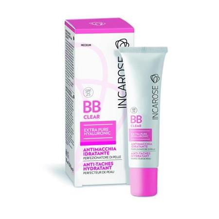 INCAROSE BB CREAM EXTRA PURE HYALURONIC SPF15 | 30 ML | MEDIUM / LIGHT SEÇENEKLERİ