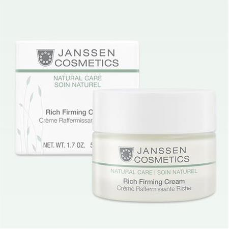JANSSEN COSMETICS NATURAL CARE | RICH FIRMING CREAM | 50ML - GECE BAKIM KREMİ / ANTI AGING KREM